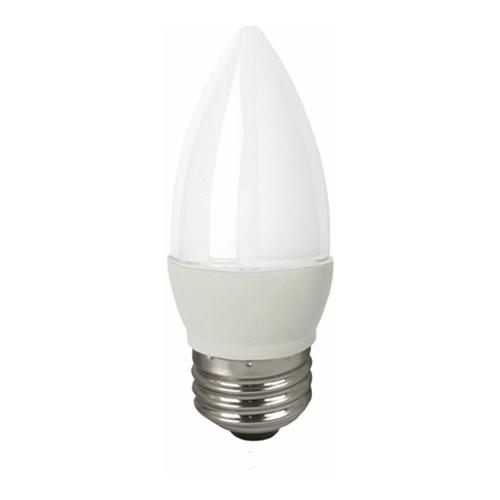 TCP LED5E26B1127KF LED 5W E26 27K DECO FROSTED