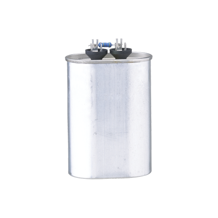 Atlas® 40-006 Cylinder Ballast Capacitor, Metal Halide Lamp, 24 uF, 480 VAC, Quick Disconnect Terminal