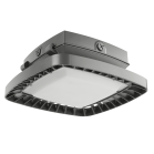 Atlas® CPM40LED Low Profile Slim Canopy Lighting, (96) LED Lamp, 120 to 277 VAC, Bronze Housing
