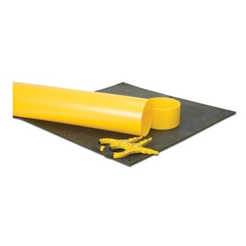CEM BLK-C2 RUBBER INSUL. BLANKET KIT (20kV - CLASS II - 3'X3' BLANKET/PR OF CLAMP PINS/CANISTER)