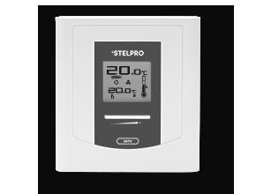 ste STE403NPW24 STE SINGLE PROG. ELECT. THERMOSTAT 5750W/347V (WHITE)