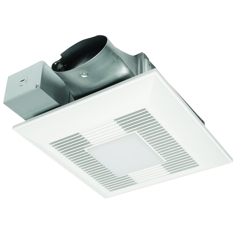 WhisperValue DC,FV-0510VSL1,Pick-A-Flow™  Fan/LED Light