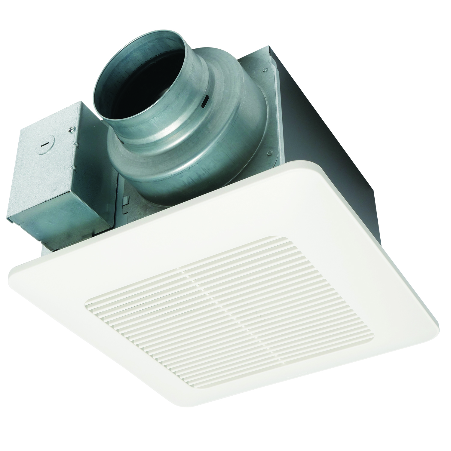 PNS FV-0511VQ1 50-80-110CFM Whisperceiling Exhaust Fan - <.3 Sones - Energy Star - Speed selector (50/80/110)