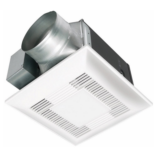 PNS FV-15VQL6 150CFM WHISPERLITE EXHAUST FAN / LIGHT - .9 SONES ENERGY STAR