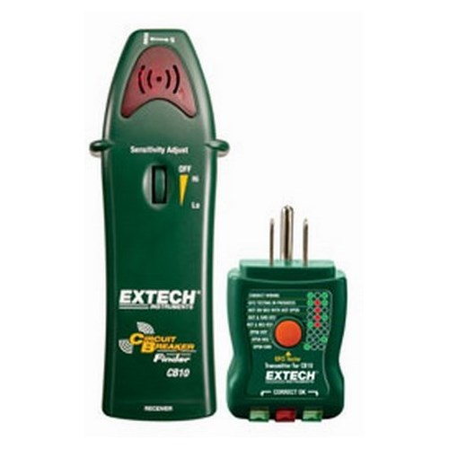 Extech,CB10,CIRCUIT BREAKER FINDER