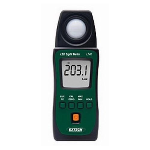 Extech,LT40,LED Light Meter