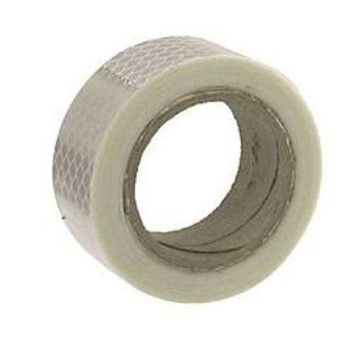 BANNER BRT-THG-1-100 Retroreflective Tape: 25mm wide by 2.5m long; Reflectivity Factor: 0.7; Max. Temp.= 60 degrees C; Adhesive Back for mounting