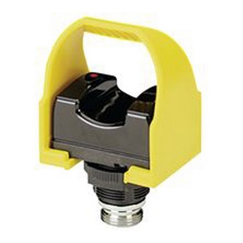 OTBA5 W/Y BAN 35078 MOMENTARY ACTION TOUCH BUTTON W/YELLOW F.C. INP:120Vac; UPPER HSG:POLYSULFONE OUTP:EM RELAY SPDT; 2m(6.5')CBL
