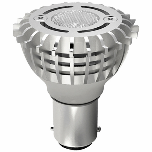 Satco,S9005,SATCO® S9005 Non-Dimmable LED Specialty Lamp, 2 W, LED Lamp, BA15d Double Contact Lamp Base, ALR12 Shape