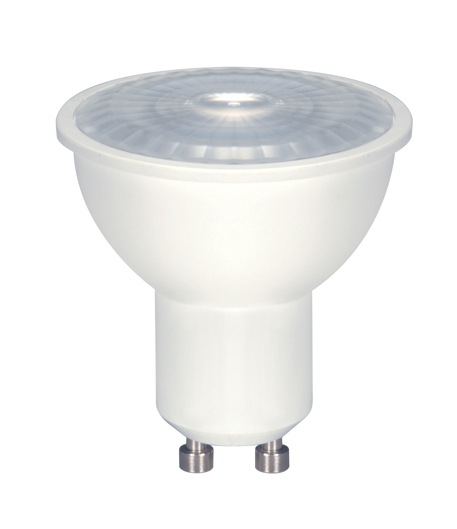 Satco,S9383,SATCO® S9383 Dimmable LED Reflector Lamp, 6.5 W, LED Lamp, GU10 Lamp Base, MR16 Shape, 500 Lumens Initial