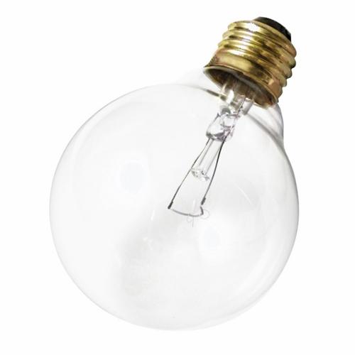 Satco S3448 40 W 120 Volt 384 Lumen Clear E26 Medium Base G25 Decorative Incandescent Lamp