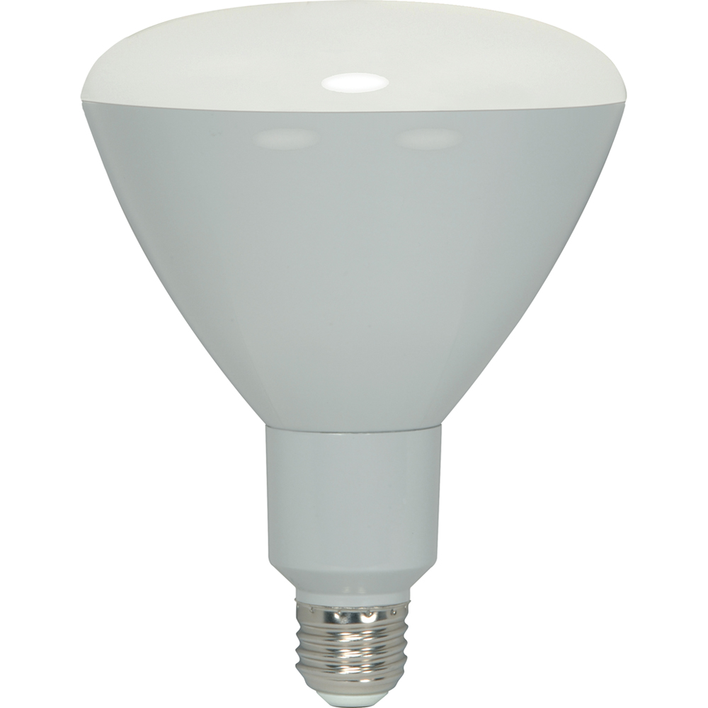 Satco,S9183,17BR40/ E26/ 5000K/ Dimmable