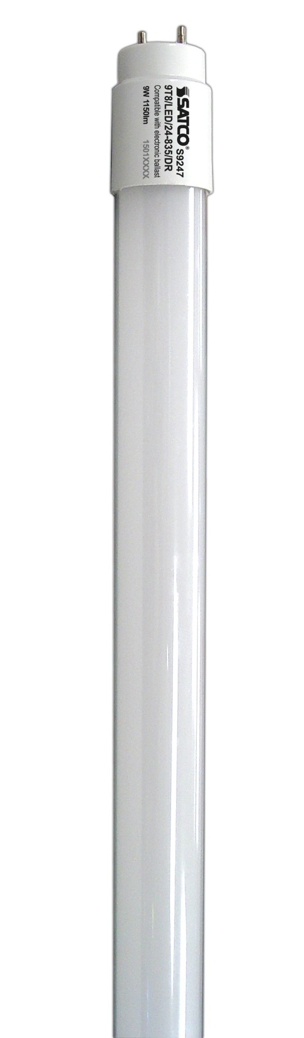 Satco,S9247,9T8/LED/24-835/DR