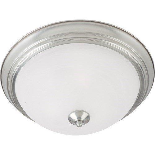 MAX 5841MRSN Essentials - 584x-Flush Mount Damp Rated|Dry RatedXTraditionalNickel
