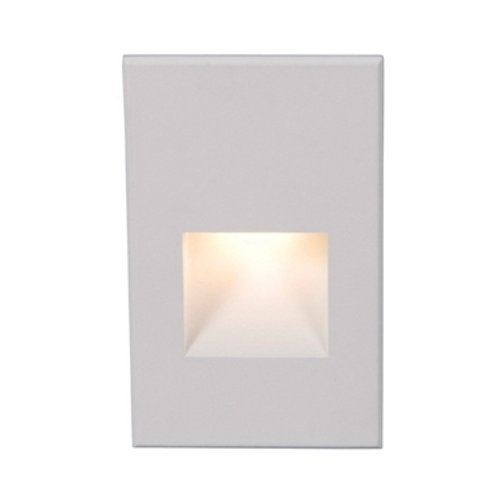 WAC WL-LED200-C-WT 120v,277v 90CRI 3000K White Step and Wall Light