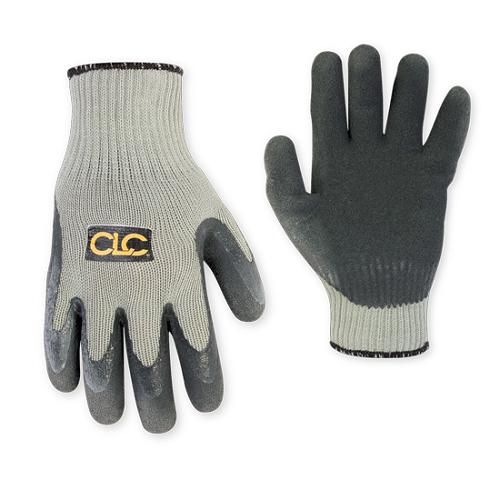 CLC,2034M,GRIPPER GLOVES,MED,ELASTICIZED CUFF