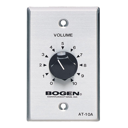 AT10A BOG 10 WATT ATTENUATOR VOLUME CONTROL