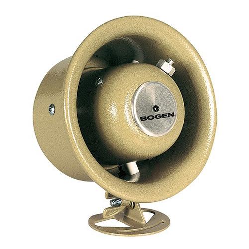 HS7EZ BOG 7W Horn Loudspeaker, single tap w/Vol. Ctrl
