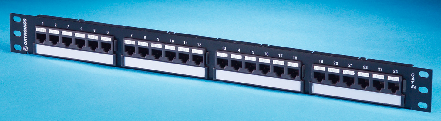 ortronics patch panel wiring diagram wiring diagram \u2022 standard cat 5 wiring diagram ortronics network legrand sp6u24 crescent electric supply company rh cesco com ortronics fiber patch panel ortronics