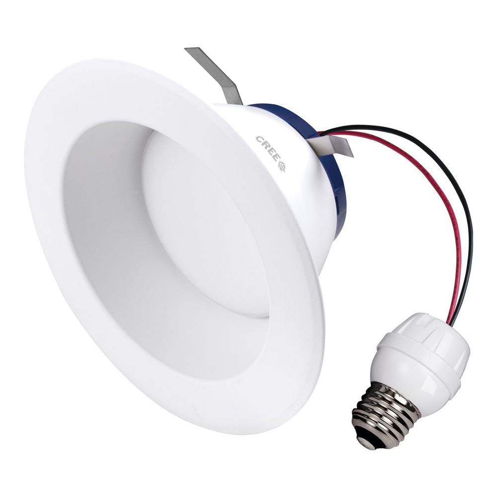 Cree DR6-625L-27K-12-E26 DR Series DR6 LED Downlight