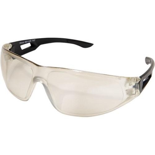 AB111AR WOLF PEAK KIROVA SAFETY GLASSES BLACK W/ANTI-REFLECTIVE LENS