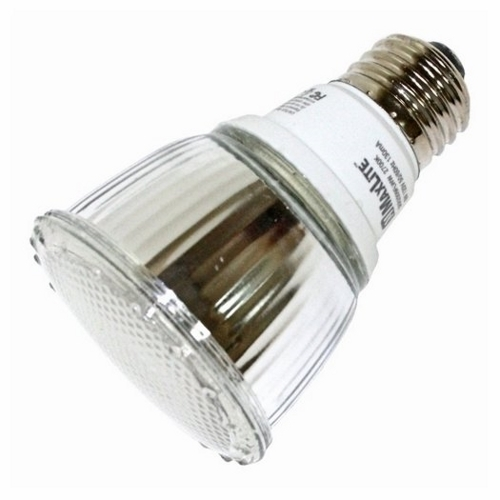 SKA SKR2009FLWW 9W PAR20 COMP FLUOR INDOOR/OUTDOOR LAMP - 300LUMENS - 2700K - 8000HR (COMPARE TO 50W) 11197 cs=12