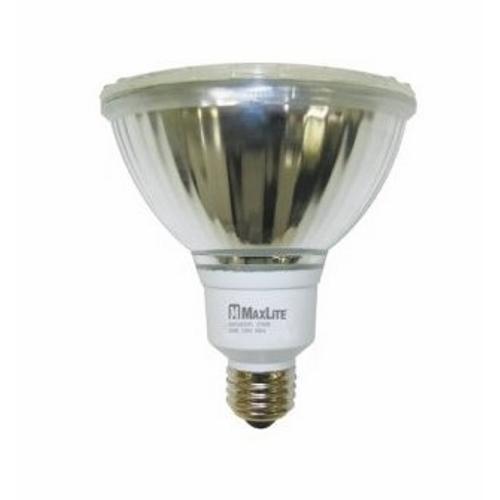 $SKA SKR3820FLWW 20W PAR38 SOFT GLASS COMP FLUOR LAMP 33032 900 LUMENS - 2700K - 8K HR RATED (COMPARE TO 75W)^^
