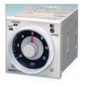 OMRON H3CR-A8 1.2-300HR 100-240VAC 2A180-5 TIMER RELAY