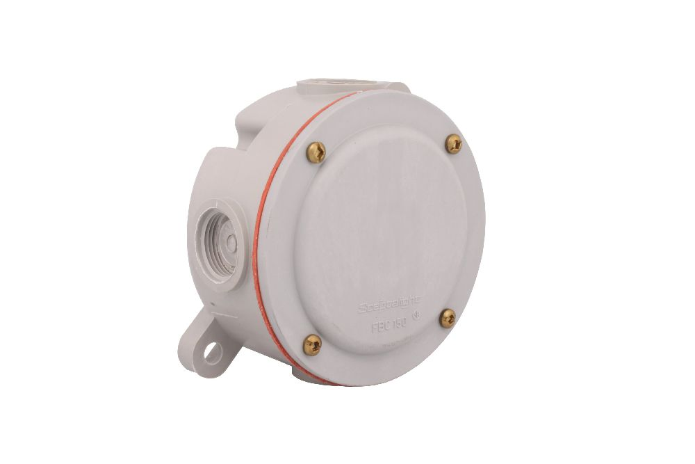 Sceptalight,077250,LFB150C PVC JUNCTION BOX SCEPTALIGHT