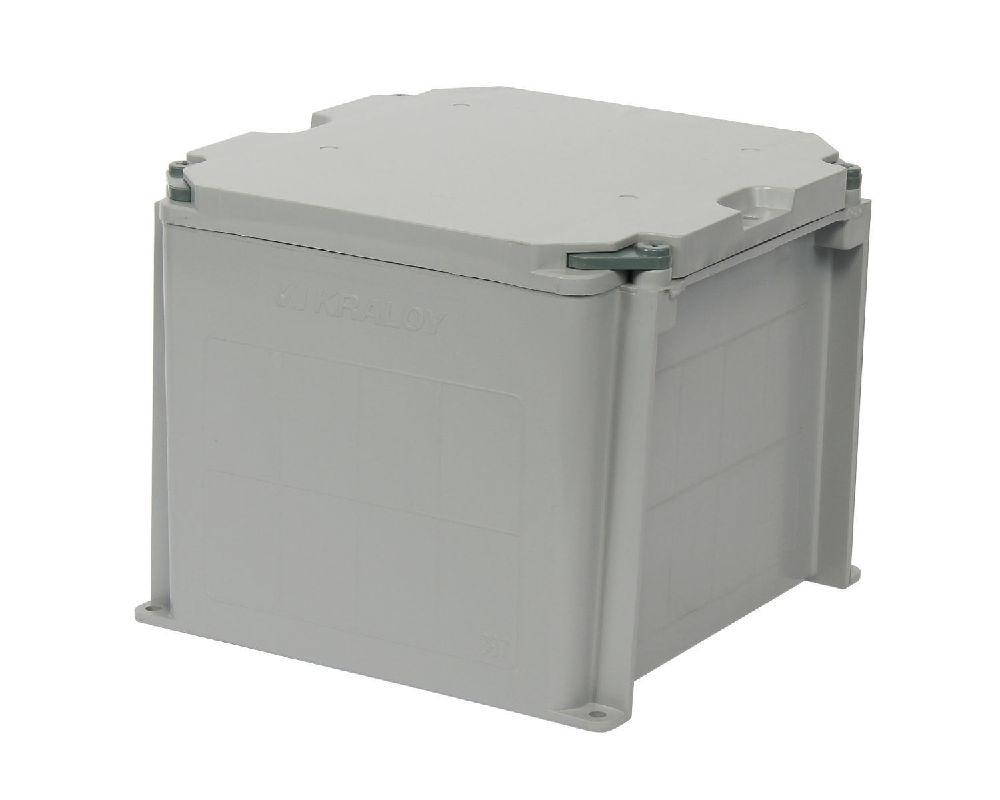 Kraloy,JBX887,Kraloy Junction Box 8x8x7
