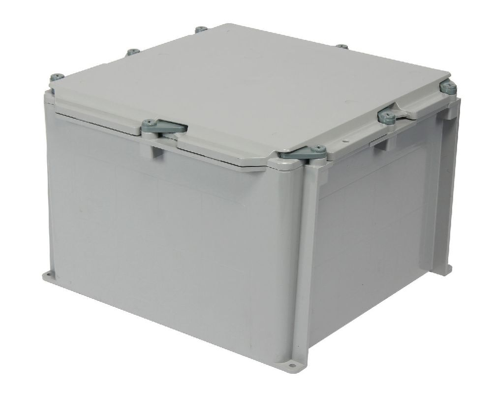Kraloy,JBX12128,Kraloy Junction Box 12x12x8