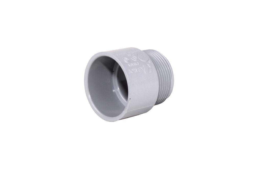 PVC 1-1/4 TERMINAL ADPTPVCTA125 5140106 E011125 078087TA12