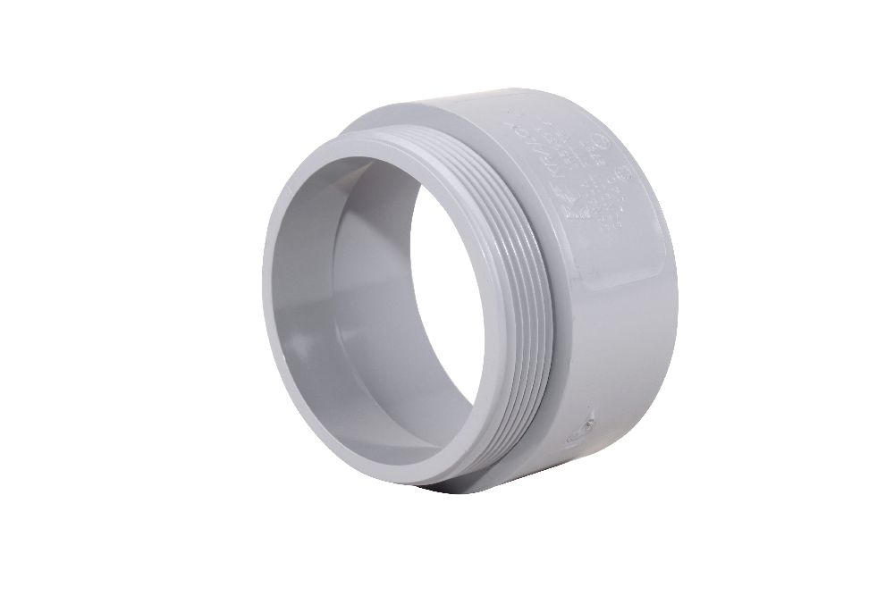 PVC 4-IN TERMINAL ADPTPVCTA400 5140112 E011400 078093TA40 077030