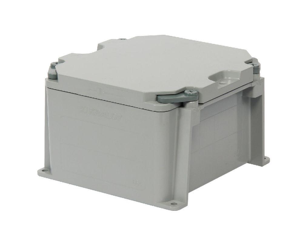 KLY 6X6X4-JCT-BOX PVC6X6X4JB KLY# JBX664 278304