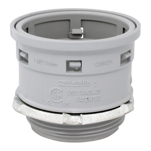 "SES KTA30 1-1/2"" MALE ADPT"