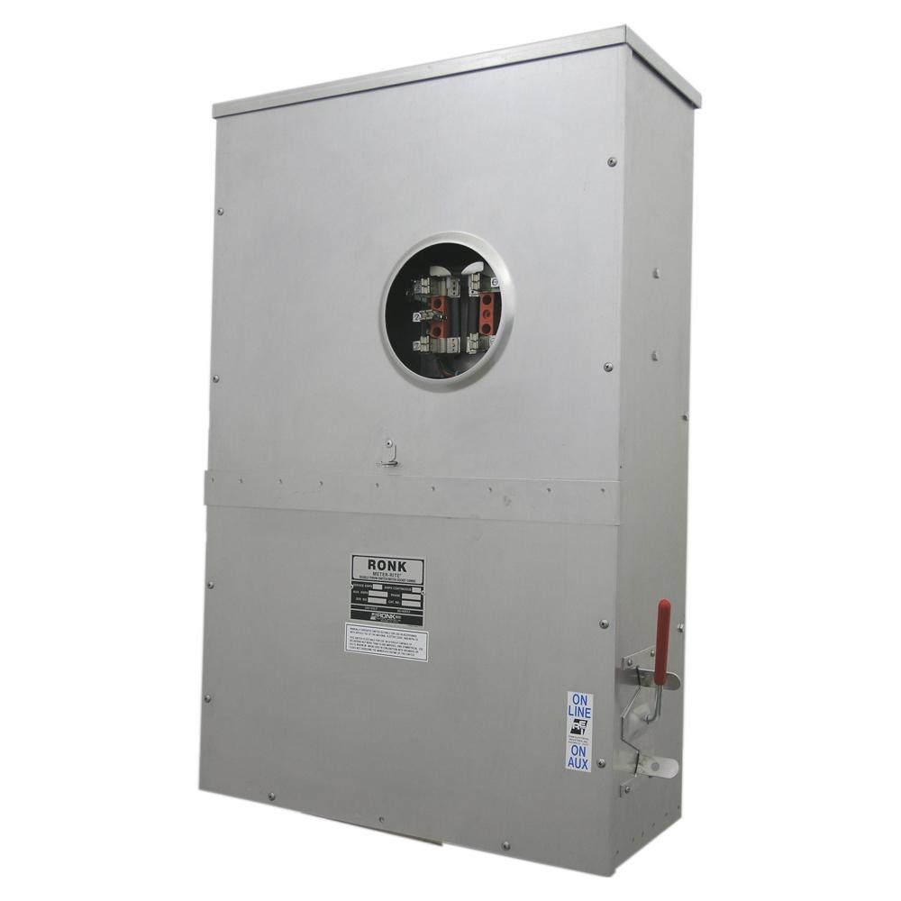 200A 240VAC 1P DPDT MS-HORN-X