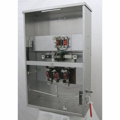 400A 240VAC 1P DPDT MS CT-X