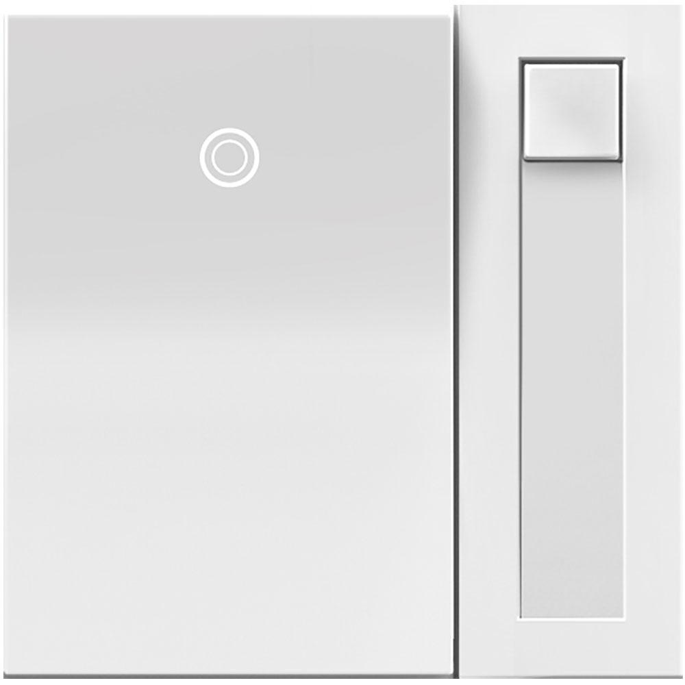 PS ADPD453L-W2 PADDLE DIMMER450W,SP/3W(L=LED,CFL)