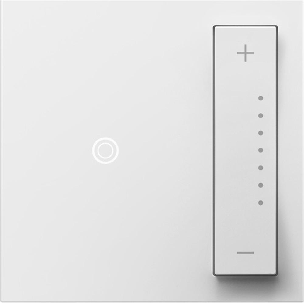 Pass & Seymour ADTP703TU-W4 700W Tap Dimmer Single Pole 3-Speed Incandescent/Halogen/CFL/LED/MLV/ELV - White