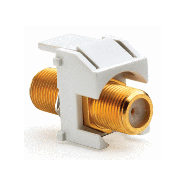 P&S WP3480-WH GOLD STANDARD F CONNECTOR WH (M20)
