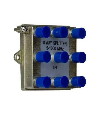 P&S VM0108 8 WAY 1GHZ SPLITTER