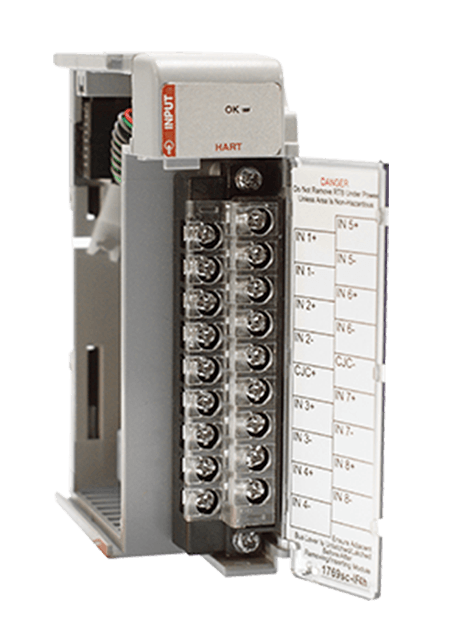 1769SC-IF4IH SPECTRUM CONTROLS, INC Four Channel Analog Input with HART Protocol