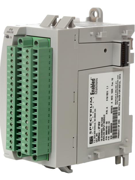SCI 2085sc-IF16V Micro850 16 CHNL A