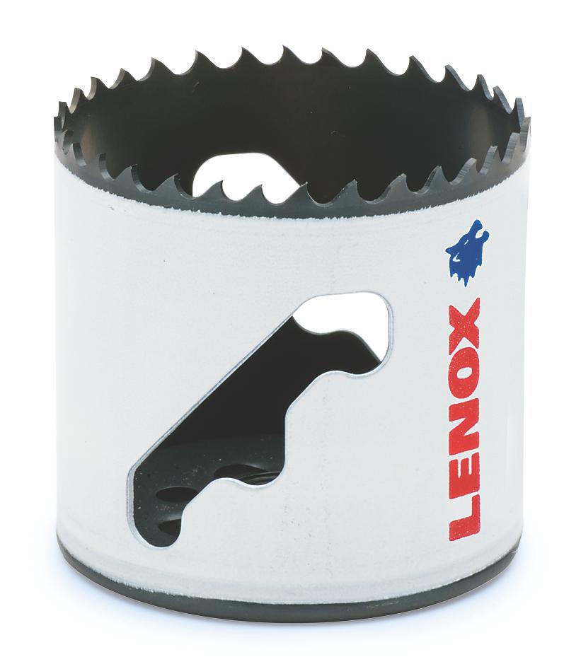 LENOX,1772003,HOLESAW T2 UA K34L 2 1/8 54MM 1/CLAM