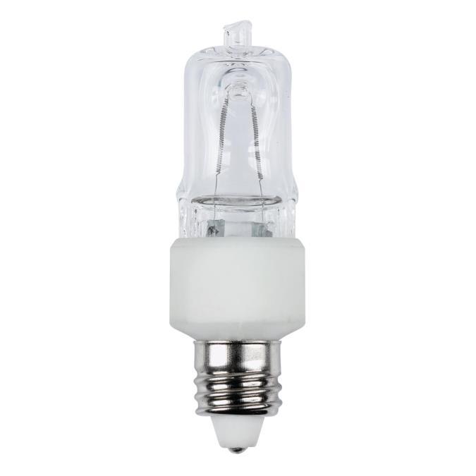 ABC 04423 50T3Q/E11 CLEAR 50W 120V LAMP CS=10