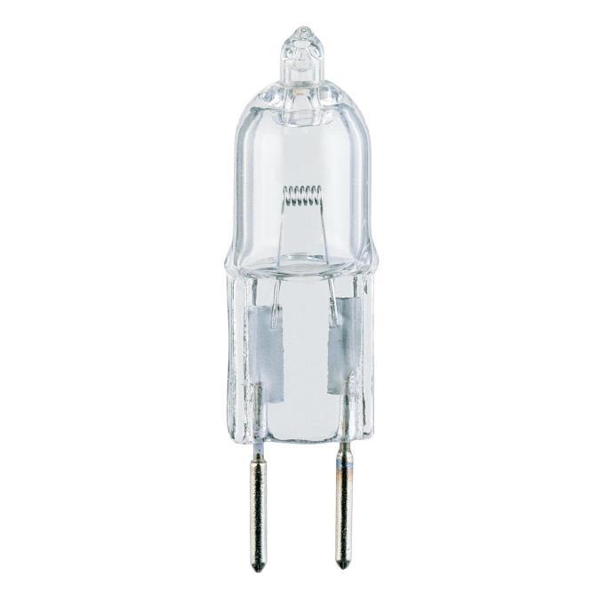 ABC 04442 10W T3 12V G-4 BASE CLEAR HALOGEN LAMP CS=10