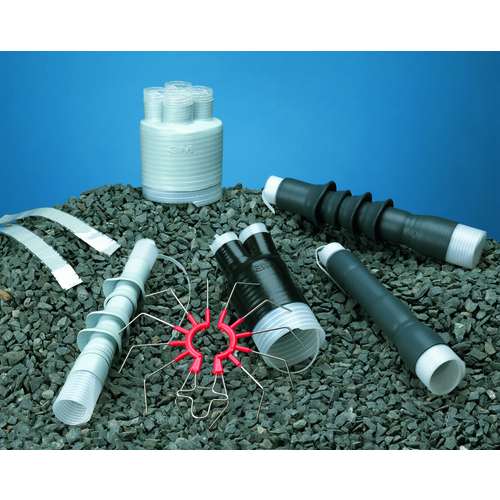 High Voltage Cable Termination Kits : Nce wire connectors terminations lugs h