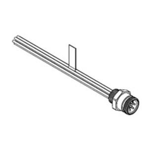 BradConnectivity,2R8006A20A120,MC 8P MR 12IN 16/1  PVC