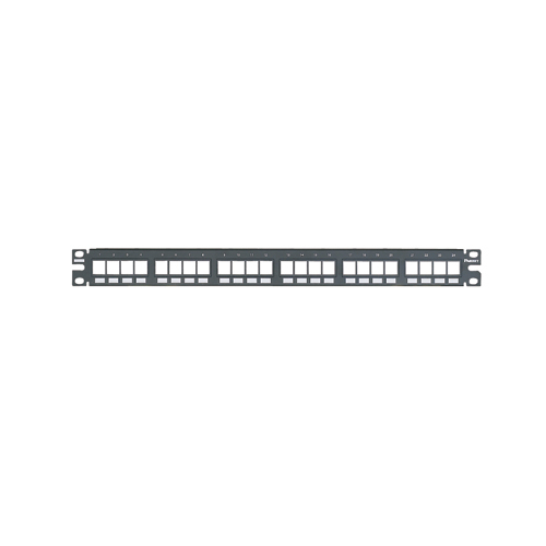 NKPP24FMY PAN NK MODULAR PATCH PANEL FLAT FLUSH MOUN