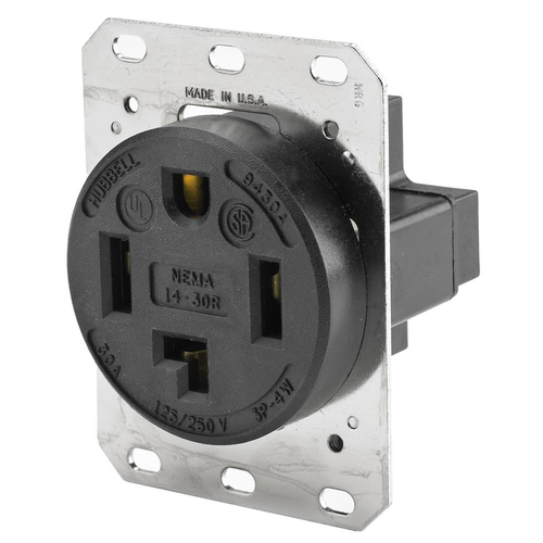 Wiring Devices Receptacles Specification Grade 30 Amp